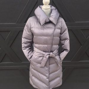ELIE TAHARI Down Winter Coat